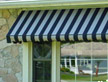 Residential Fabric Awning